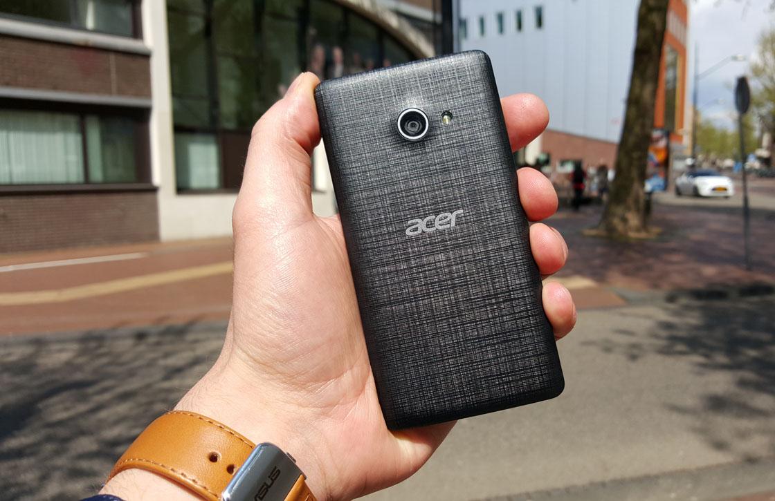 Acer Liquid Z220 Review: matige budgettelefoon met Android Lollipop