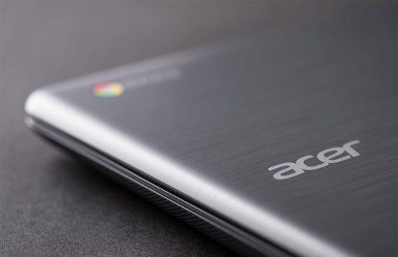 Acer onthult nieuwe Chromebook, tablets en smartphone