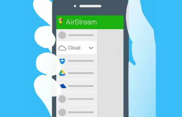 Stream films van pc, Dropbox of Drive naar je Android met Airstream
