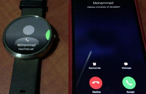 'Android Wear-ondersteuning voor iOS zo goed als klaar'