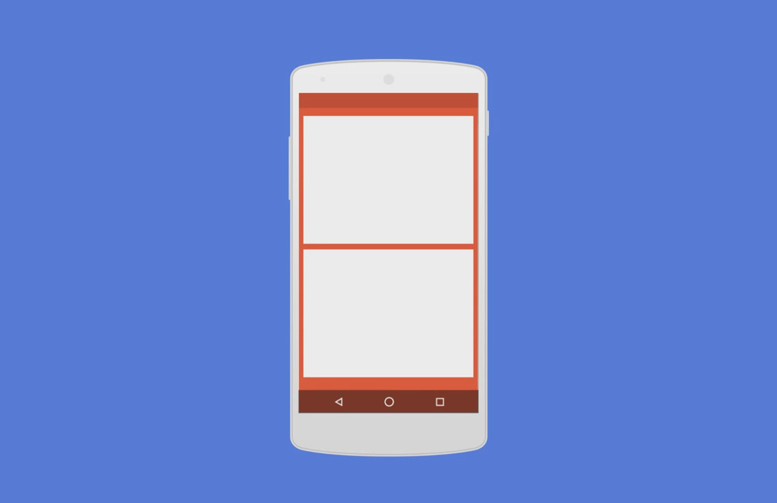 Android 6.0 conceptvideo toont multiwindow en meer Material Design
