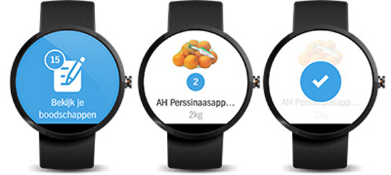 appie android wear