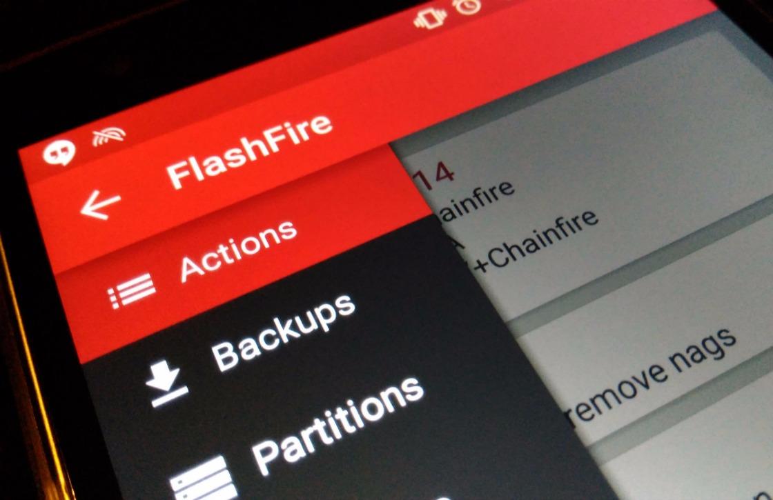 Nederlandse ontwikkelaar Chainfire komt met flash-app voor Samsung-toestellen