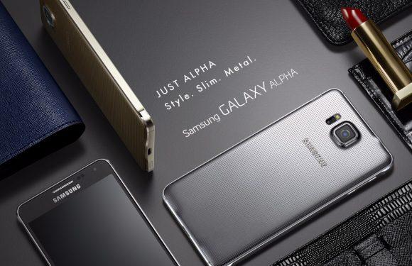 Samsung rolt Lollipop uit voor Galaxy Alpha, nog niet in Europa
