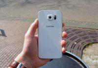 Zo reboot je de Samsung Galaxy S6 als hij vastloopt