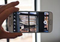 'Samsung verbetert camera's Galaxy S6 en S6 Edge met update'