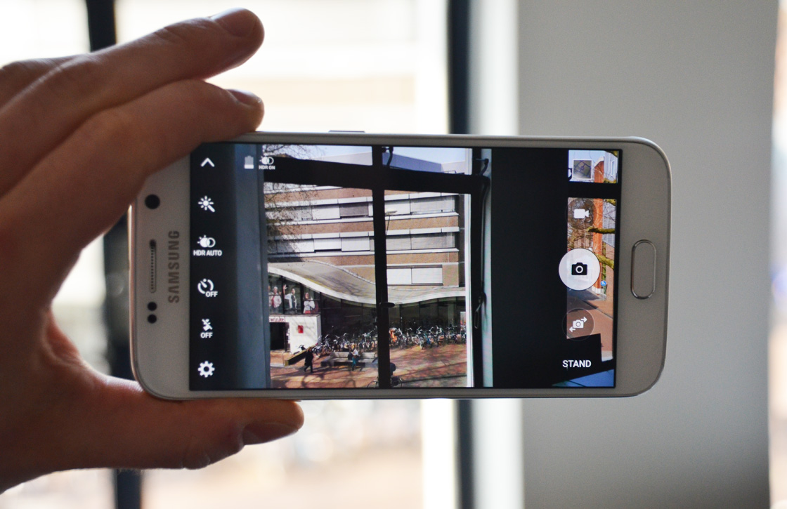 Iphone 6 Plus Vs Samsung Galaxy S6 Cameratest