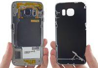 Zo ziet de Samsung Galaxy S6 er van binnen uit
