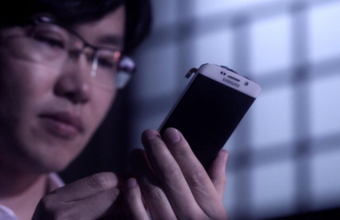 Video: zo wordt de Samsung Galaxy S6 in elkaar gezet