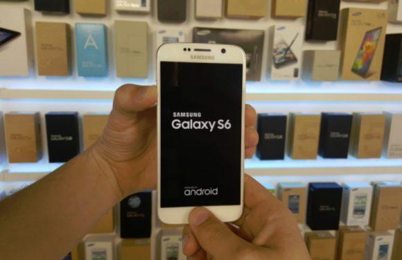 Galaxy S6 reboot