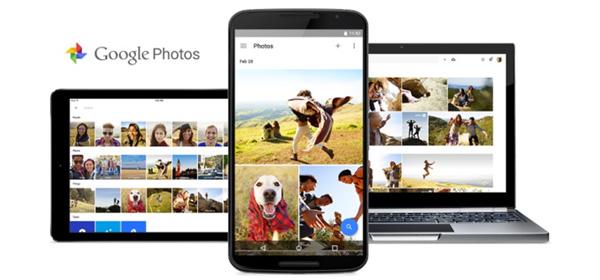 google foto's mogelijkheden