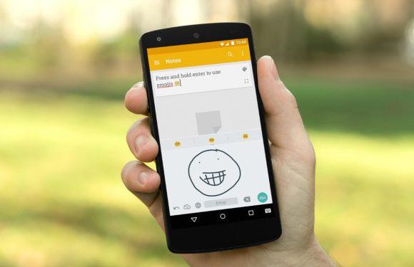 Google komt met handschrift-app om te schrijven en emoji's te tekenen