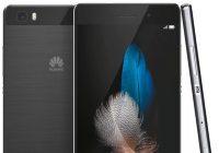 Huawei kondigt P8 Lite toch niet aan tijdens persconferentie (update)