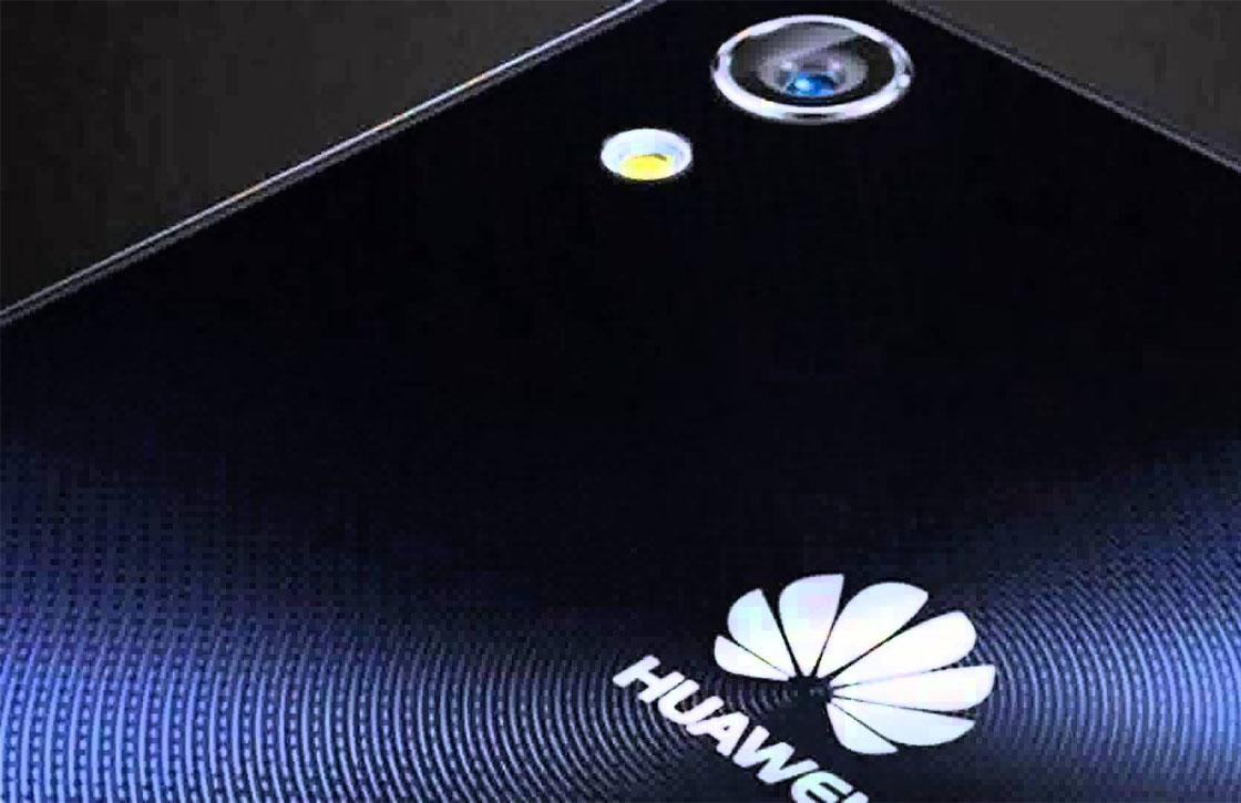 'Huawei presenteert opvolger Ascend Mate 7 tijdens IFA'