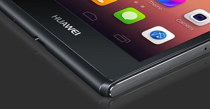 Huawei P8 processor