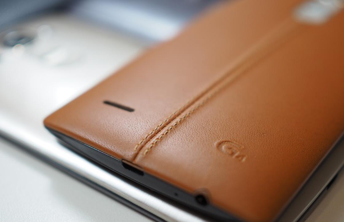 LG heeft hoge verwachtingen van LG G4, toestel nu te reserveren