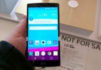 'Gebruikers LG G4 klagen over probleem met touchscreen'