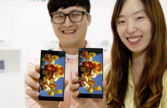 'LG G4 krijgt 5,5 inch-scherm met QHD-resolutie'