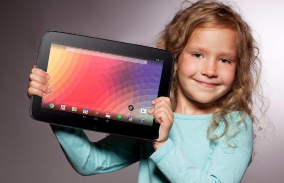 'Kindvriendelijke Google Play-sectie lanceert tijdens Google I/O'