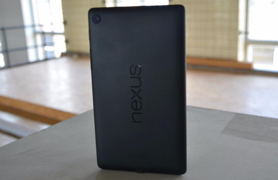 'Nexus 7 (2013) gaat kapot door hardwarefout Lollipop-update'