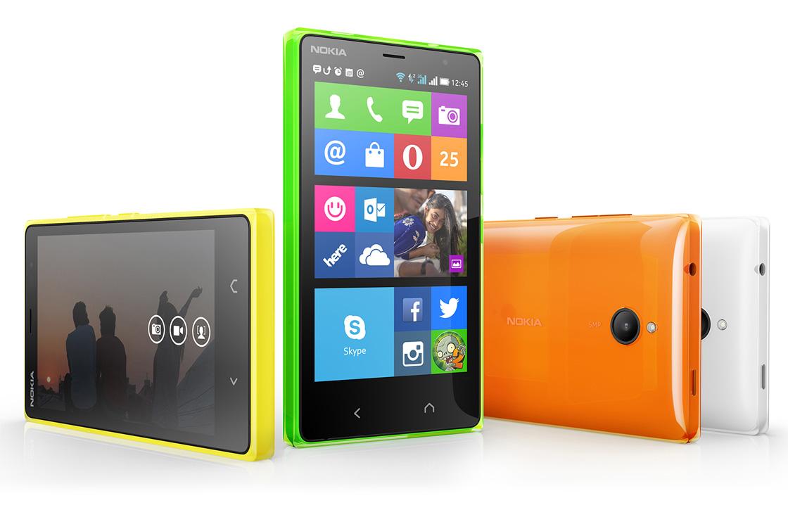 Nokia gaat mogelijk Android-smartphones maken