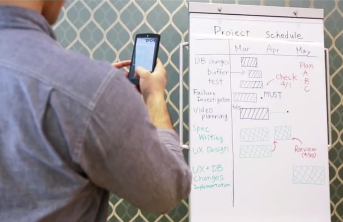 Office Lens van Microsoft maakt scannen met je Android gemakkelijk