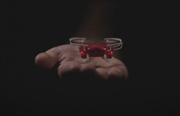 OnePlus Drone is een kleine quadcopter van 20 dollar
