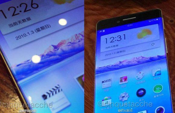 Foto's Oppo R7 met vrijwel randloos scherm duiken op