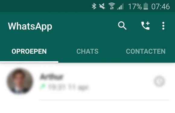 WhatsApp met Material Design nu in Google Play te downloaden