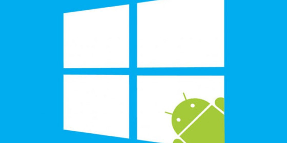 Windows 10 Android-apps