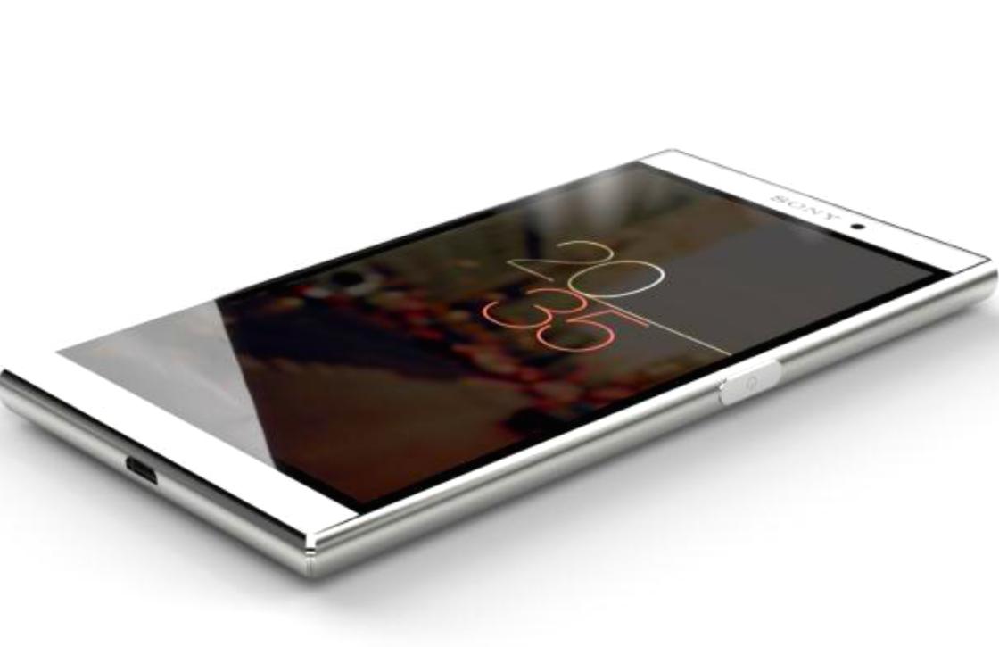 'Sony-renders tonen nieuw design Xperia Z-smartphone'