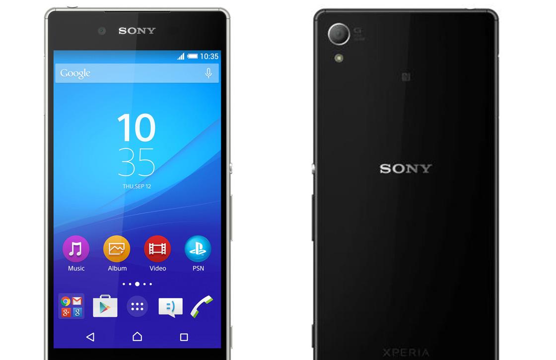 Sony onthult Xperia Z4 met herkenbaar design