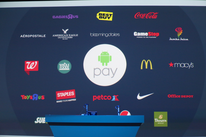 android pay android m officieel