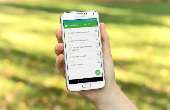 Clip Stack haalt meer uit het klembord van je Android