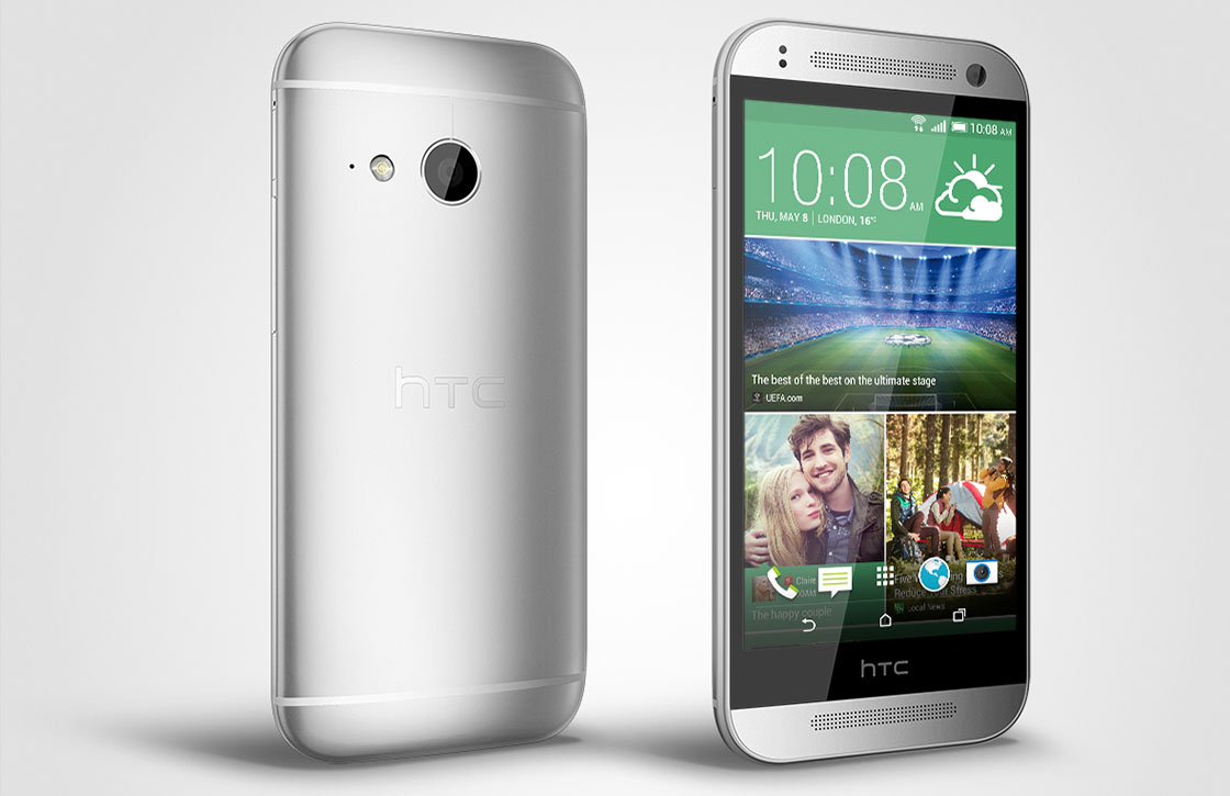 HTC One Mini 2 wordt niet bijgewerkt naar Android 5.0