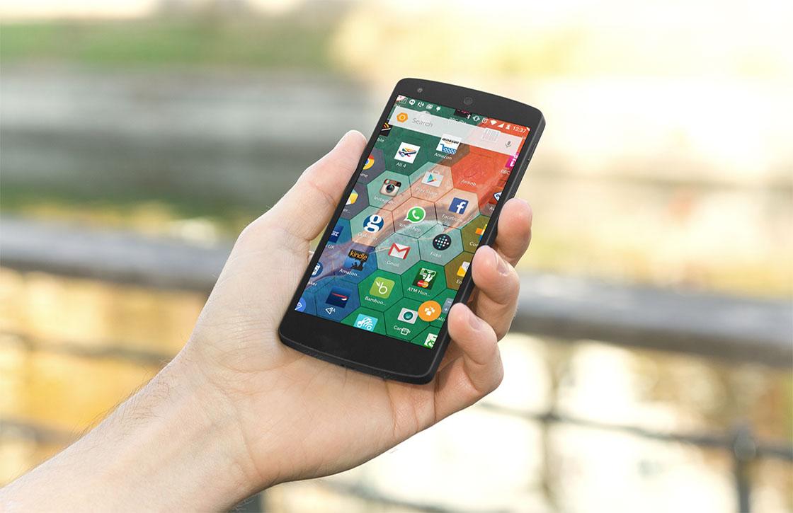 Hexy Launcher geeft je Android een compleet andere look