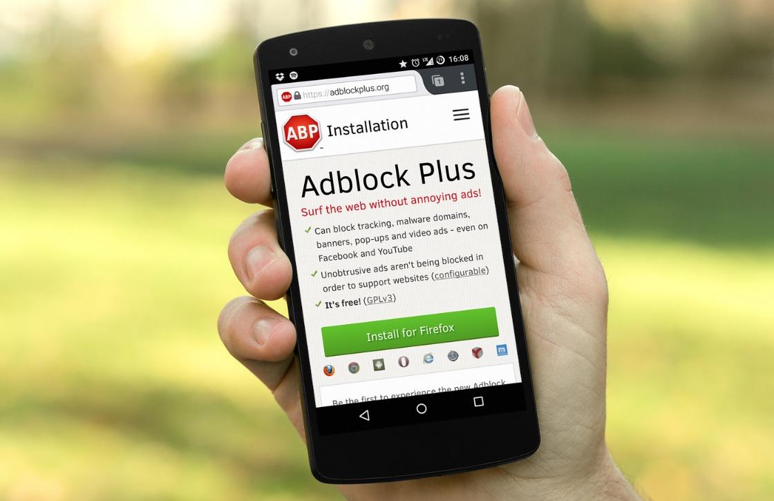 Advertentieblokker Adblock Plus brengt browser voor Android uit