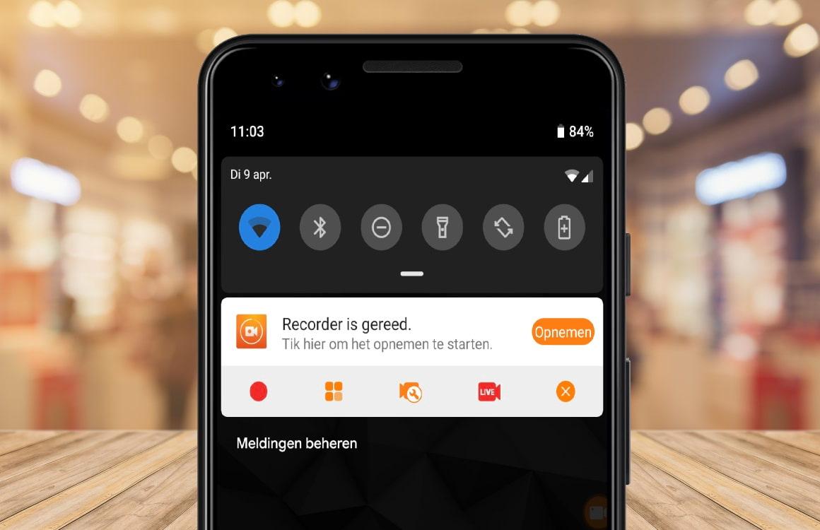 Uitleg: zo kun jij je Android-scherm opnemen (+ video!)