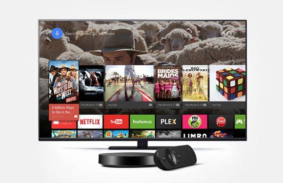 Zo gaat Android TV in 2018 verbeteren: snellere software en meer updates