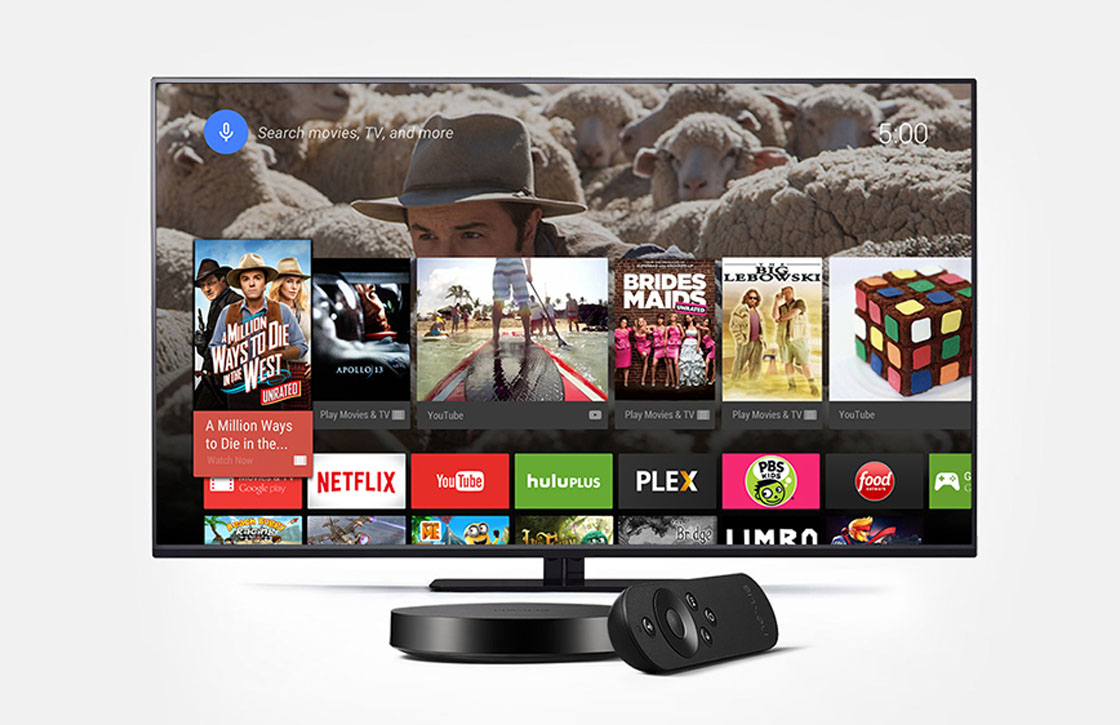 android tv-update 2018