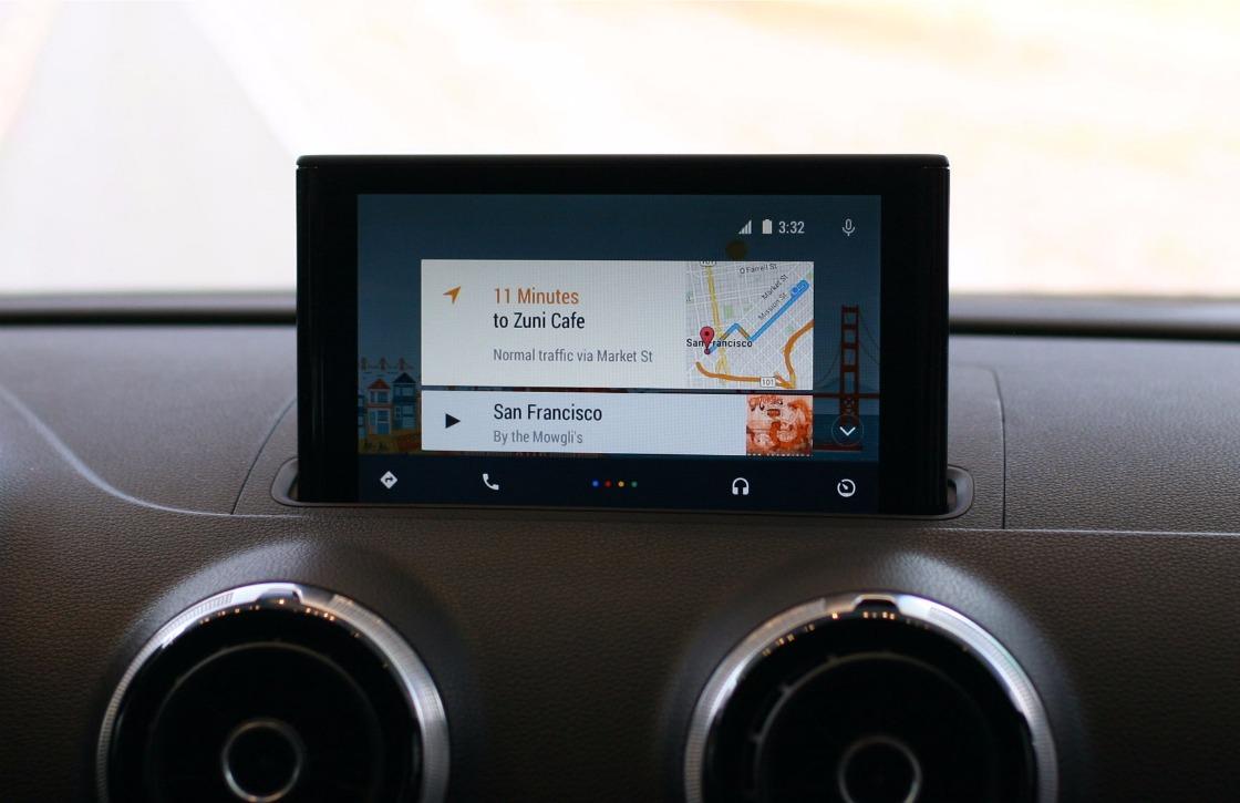 Google maakt Android Auto beschikbaar voor élke auto