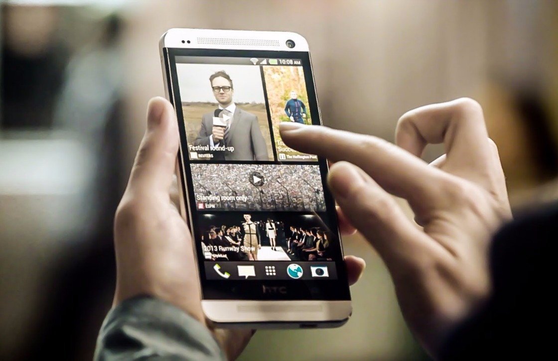 'HTC gaat advertenties in Blinkfeed tonen'
