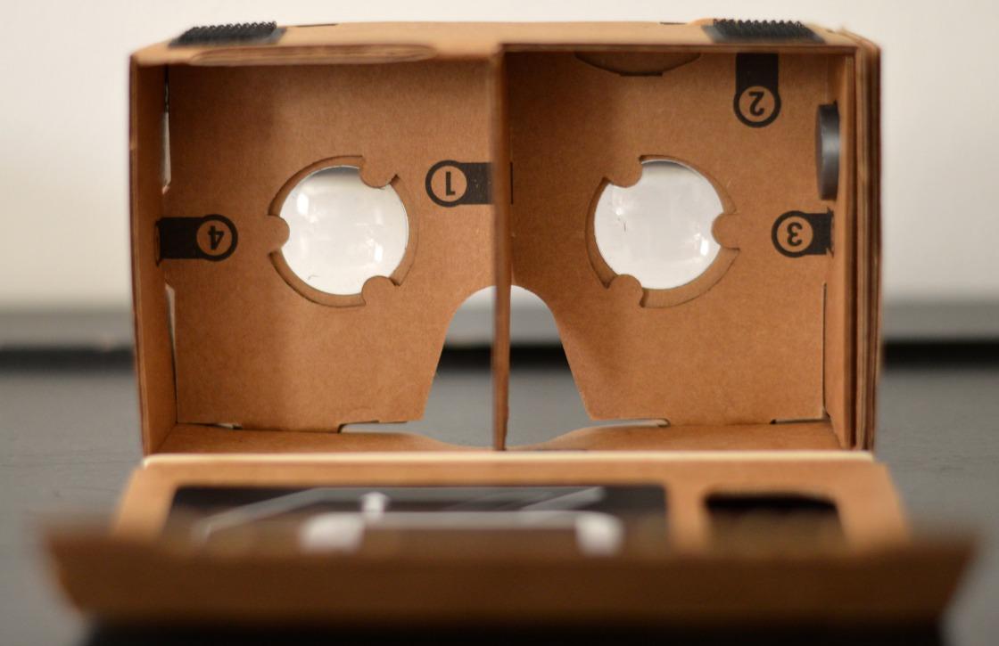 Waarom Google Cardboard zo'n succes is