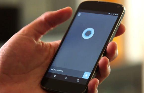 Zo vervang je Google Assistant met Microsofts Cortana
