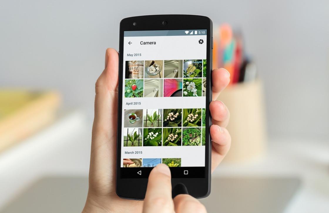 Galerij-app Focus laat je foto's en video's afschermen