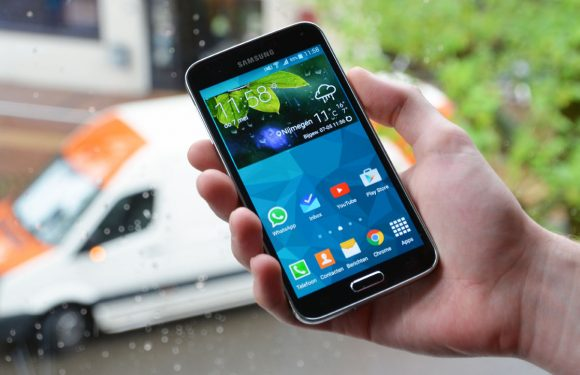 Samsung start uitrol Android 6.0-update voor Galaxy S5
