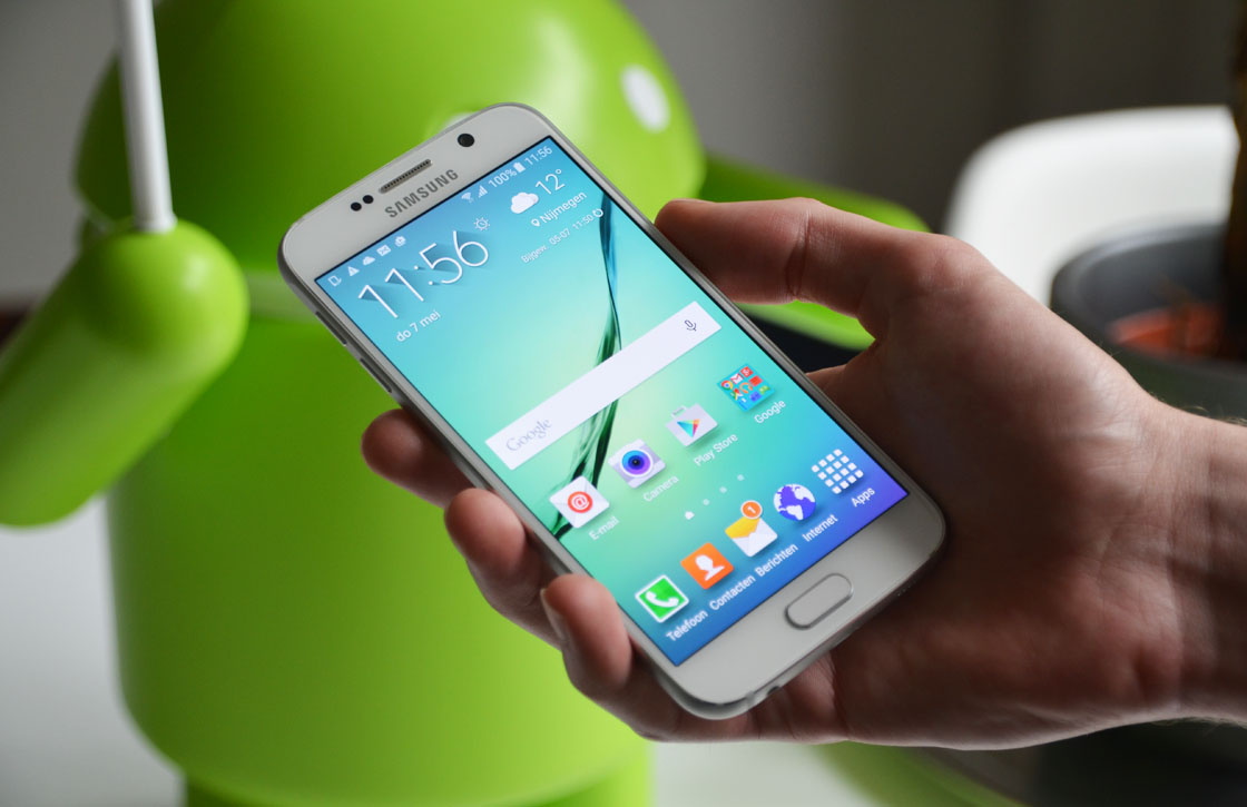 'Alsnog Android 8.0-update voor Galaxy S6'