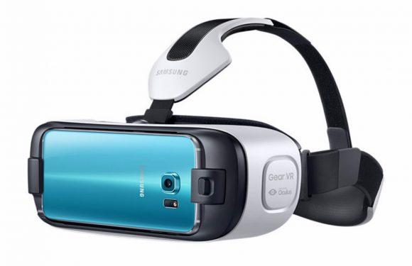 Gear VR voor Samsung Galaxy S6 nu verkrijgbaar
