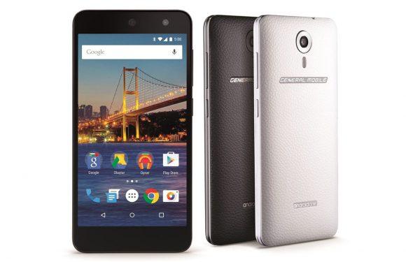 Betaalbare Google-smartphone snel naar Benelux