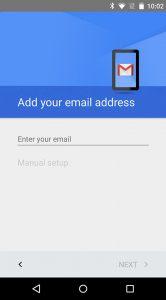 Gmail contactinformatie
